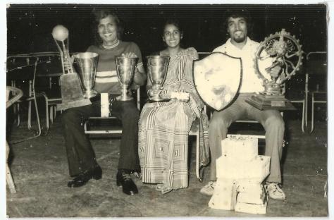 national drama festival 1974
